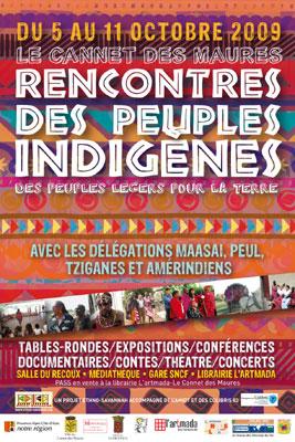 rencontre des peuples indigènes